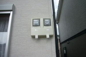 太陽光発電 売電メーター
