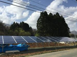 太陽光施工