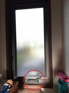洗面 スイング窓