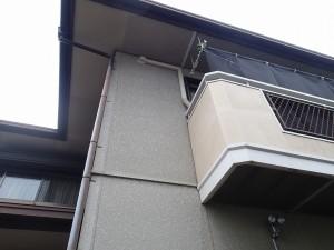 エアコン配管 高所作業
