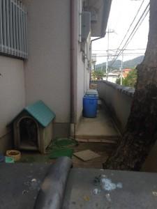 電気温水器 搬入ルート