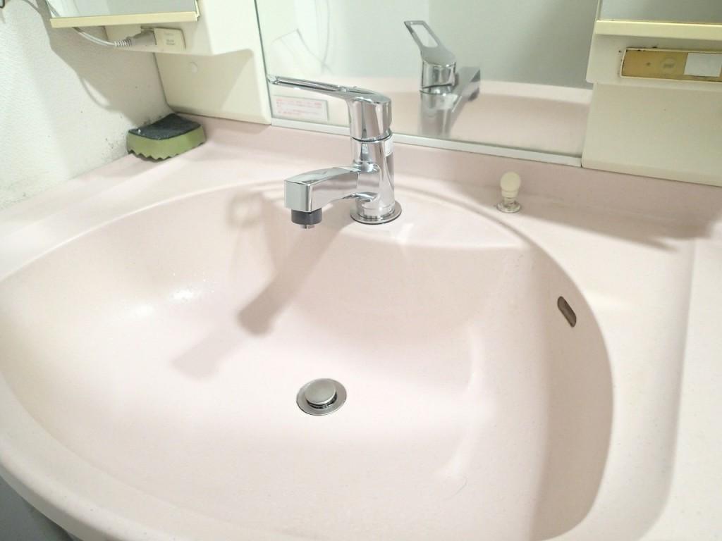 KVK 洗面水栓