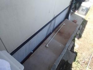 エコキュート 排水工事
