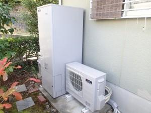 エコキュート 三菱SRT-W37