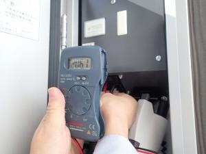 アウトランダーPHEV 充電工事 ECPW  200V