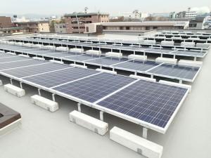 マンション 産業用太陽光