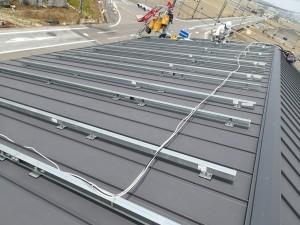 太陽光発電 架台