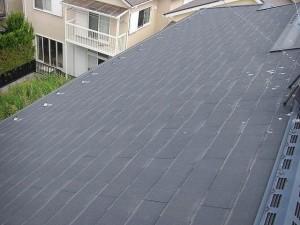パナソニック太陽光発電 スレート屋根