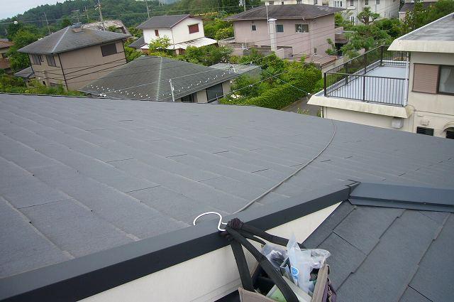スレート屋根