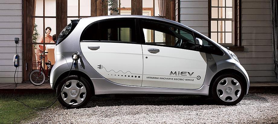 i-MiEV(アイミーブ) 三菱 電気自動車