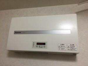 京都府太陽光発電 パワーコンディショナー設置工事