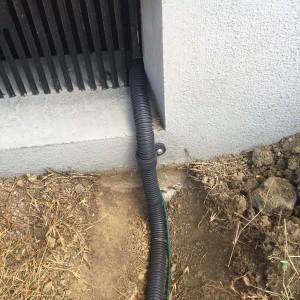 電気工事 埋設PF管