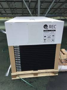 太陽光パネル REC