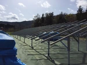 産業用太陽光 施工事例 京都