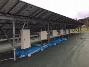 産業用太陽光 電気工事