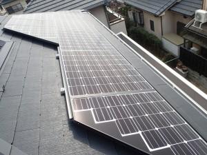 太陽光発電 城陽市