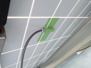 IVカーブ測定 温度計 太陽光発電