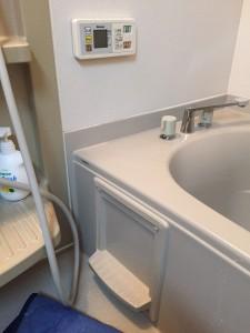 電気温水器 風呂リモコン