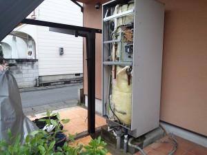 電気温水器取替え 城陽市
