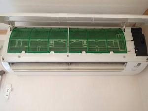 エアコンクリーニング フィルター
