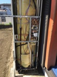三菱 電気温水器故障