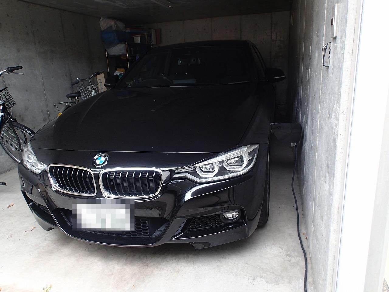 EVコンセント BMW330e
