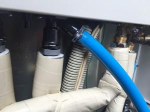 エコキュート断水時の非常用取水栓