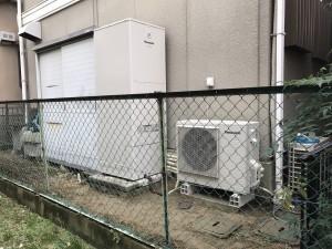エコキュート配管工事 久御山町