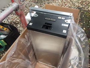 シャープのリチウム電池
