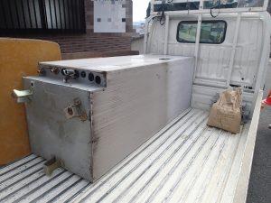 電気温水器の撤去 京田辺市