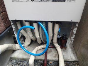 エコキュートは断水時も非常用のタンクになる