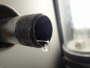洗面台取替工事 水漏れ修理
