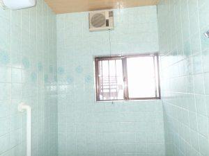 浴室での漏電