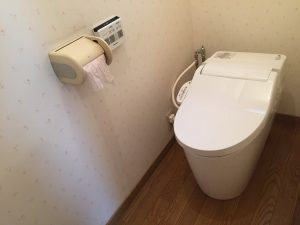 トイレ交換アラウーノV