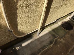 給湯配管の修理