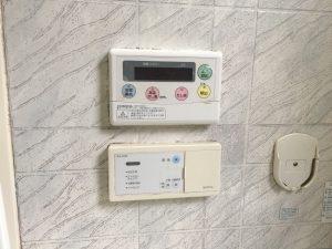 エコキュート風呂リモコン