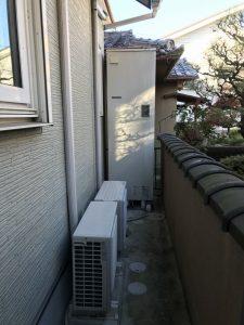 三菱電気温水器