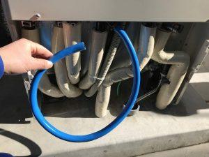パナソニックエコキュート 非常用取水栓