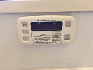 風呂リモコン 電気温水器