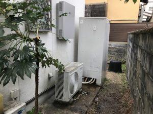 コロナ 床暖房一体型エコキュート