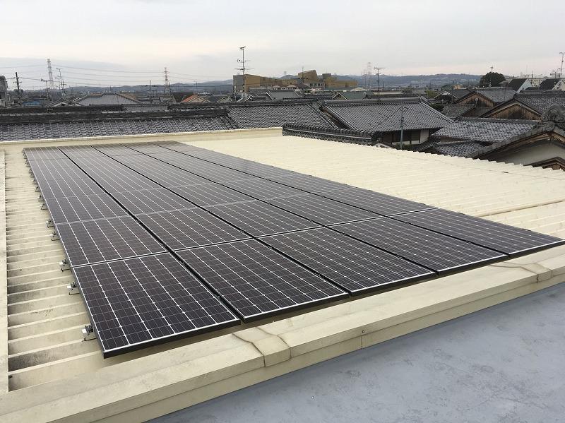 パナソニック 太陽光発電システム 9.88KW