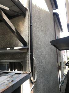 エアコン取替え 配管工事