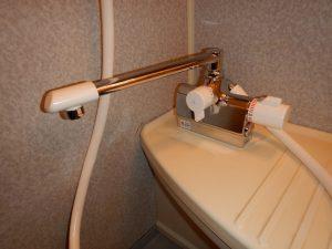 三栄 デッキシャワー水栓