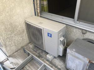 エアコン取替え シャープ
