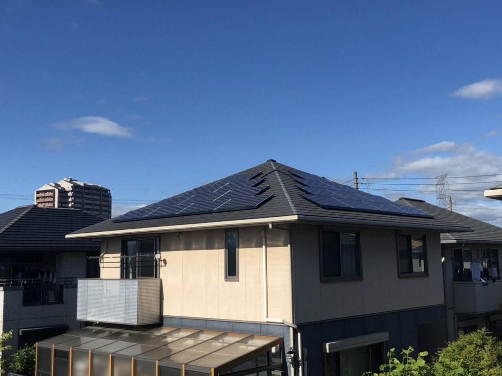 太陽光発電