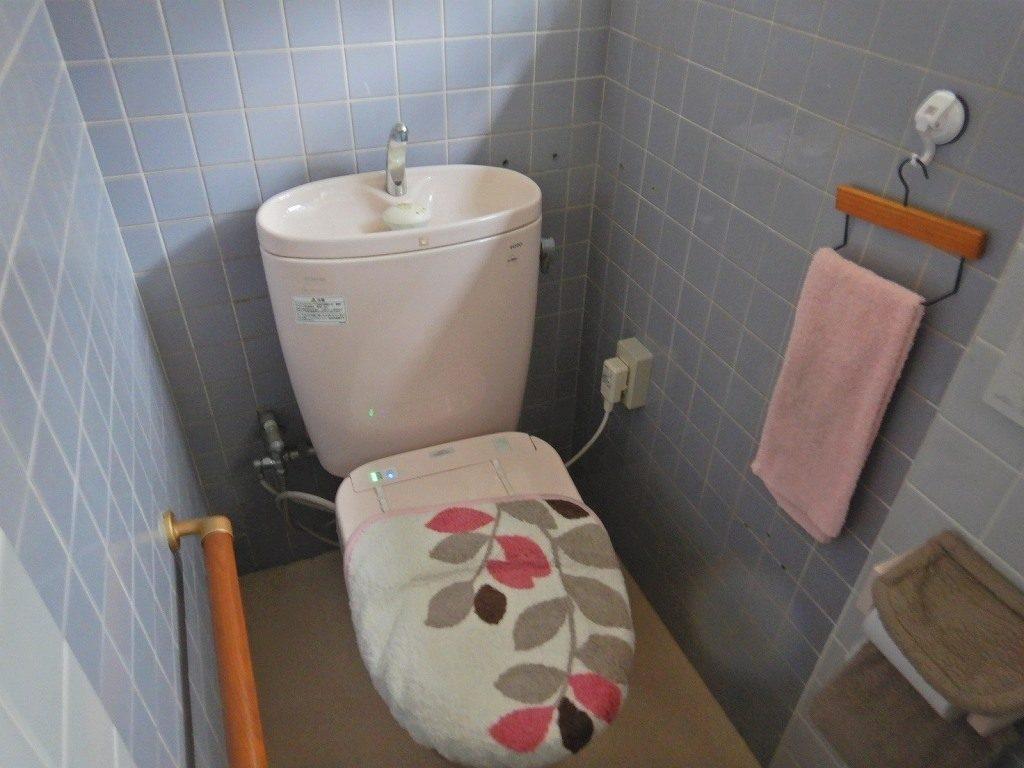 トイレ用コンセント