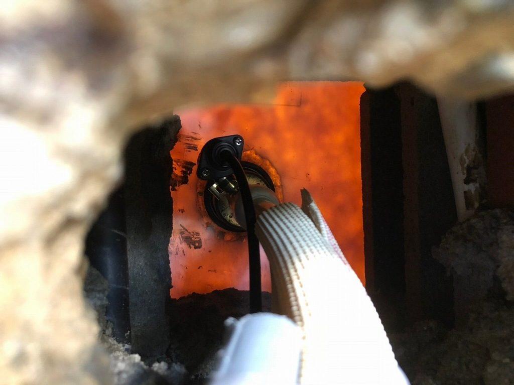 酸素チューブ用アダプター