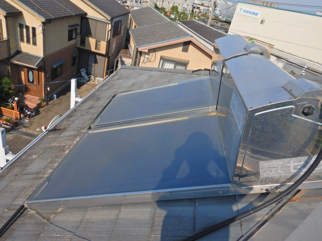 京セラ温水ソーラー