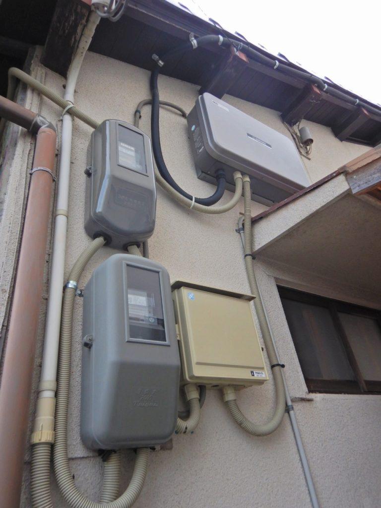 太陽光発電用パワーコンディショナー