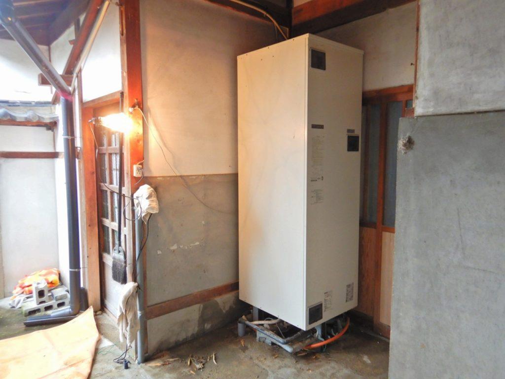 三菱電気温水器 故障